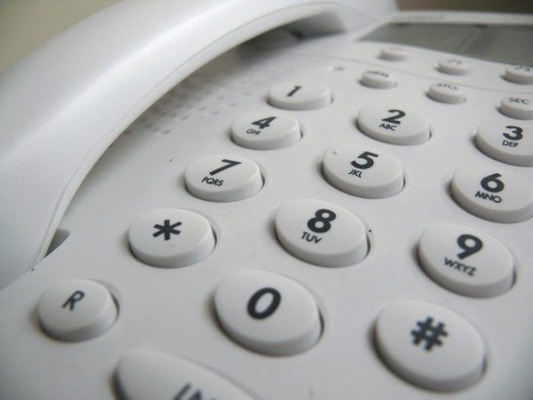 TELEFONIA FIXA em 2019